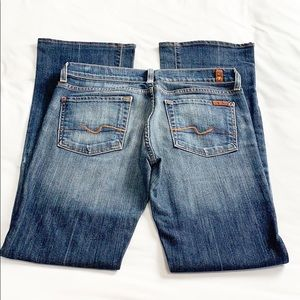7 FOR ALL MANKIND | FLARE